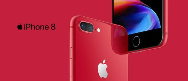 ドコモ iPhone8