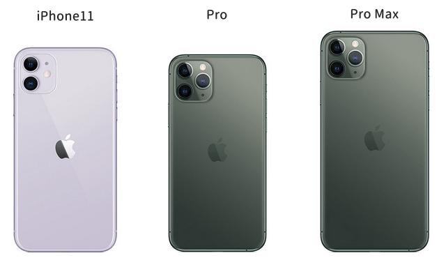 iPhone11 3機種