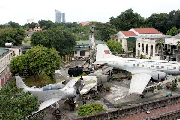 ハノイの軍事歴史博物館