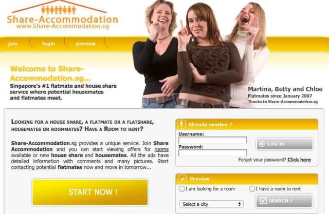Share-Accommodation