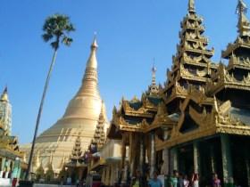 ミャンマーに長期滞在