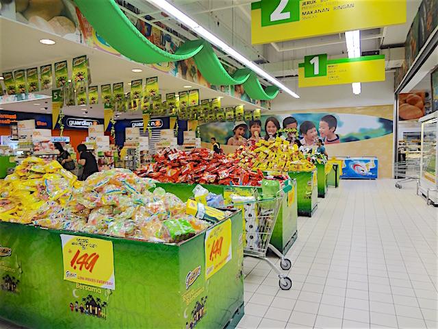 スーパーマーケットGiant(ジャイアント)