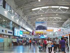 北京空港第二ターミナル