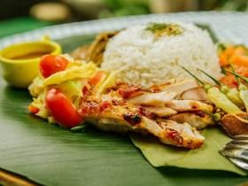 バンコクのカオマンガイ