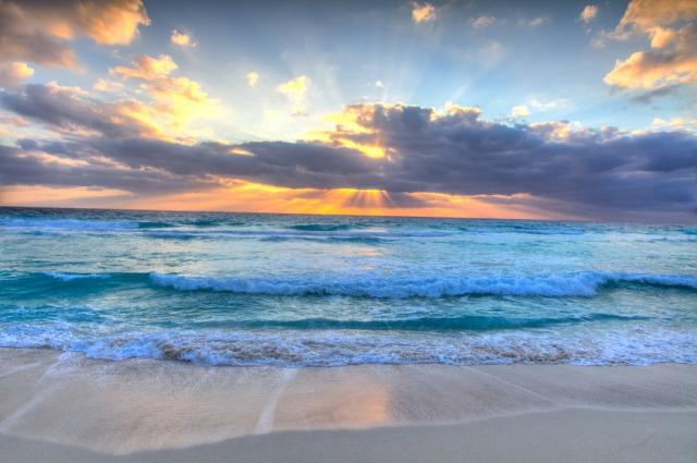 中米のカリブ海
