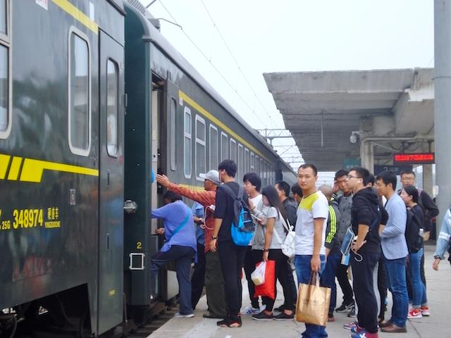 中国の鉄道