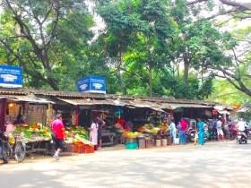 インドのローカル市場