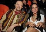 DSC_4056 Geraldo Azevedo e Tereza Aguilar - Filme WALACHAI - Maio 2013 Foto CRISTINA GRANATO