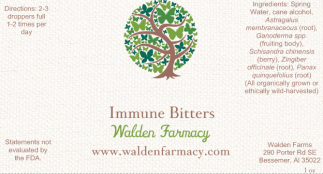 Immune Bitters