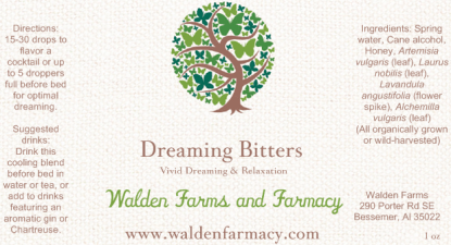 Dreaming Bitters