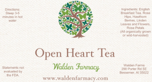Open Heart Tea