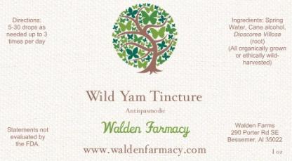 Wild Yam Tincture