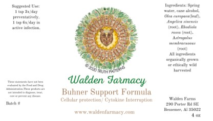 Buhner Support Formula
