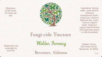Fungi-cide Tincture