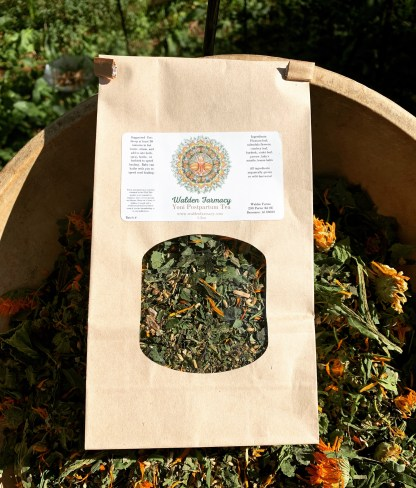 Yoni Postpartum Tea