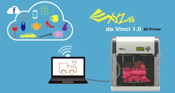 XYZprinting Da Vinci 1.0 3D Printer Review