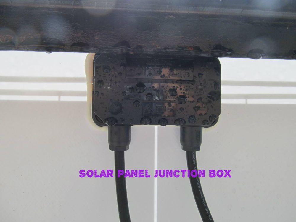 medium resolution of solar panel junction box wiring