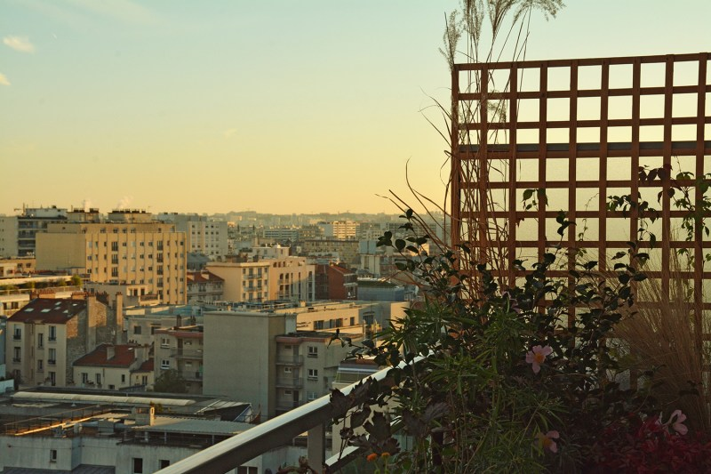 Walden Paysage Balcon Parisien Paris