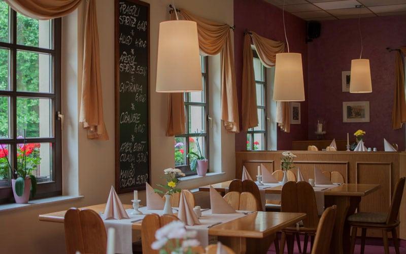 Restaurant Waldfrieden Waldheim bei Döbeln