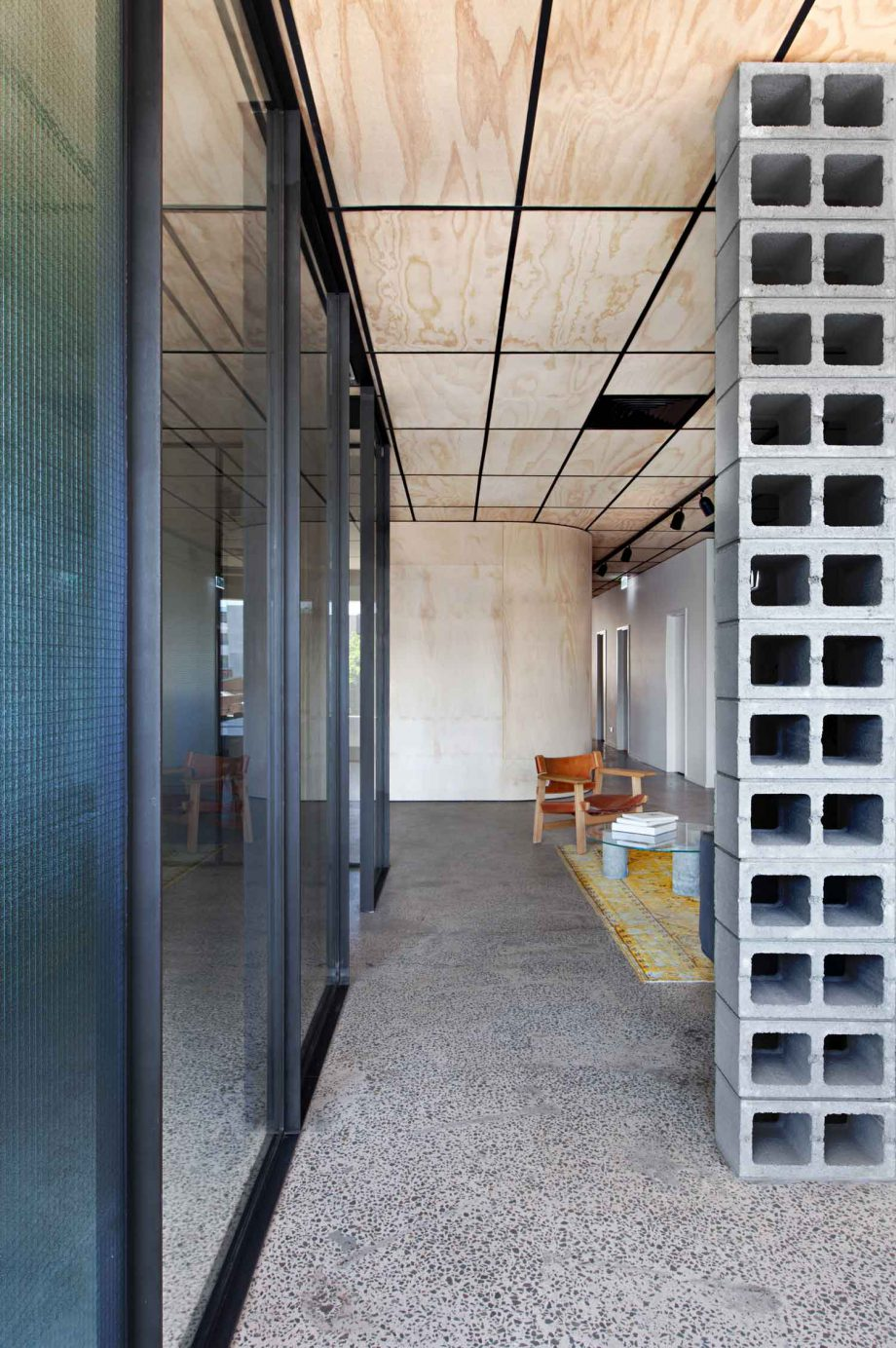 Clare-Cousins-Melbourne-Office-Blackwood-Street-Bunker-Yellowtrace-19