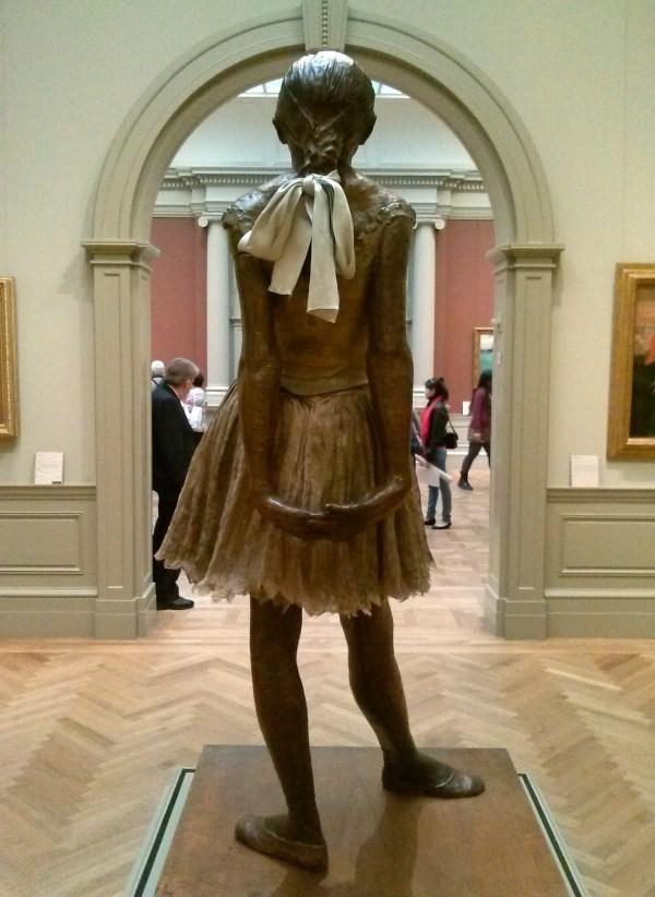 Edgar Degas Little Dancer