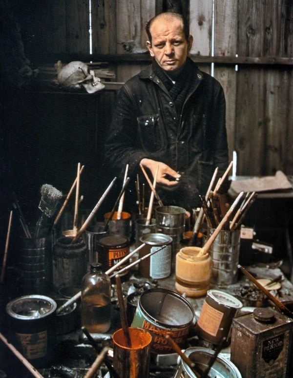 Happy Birthday Jackson Pollock Waldina