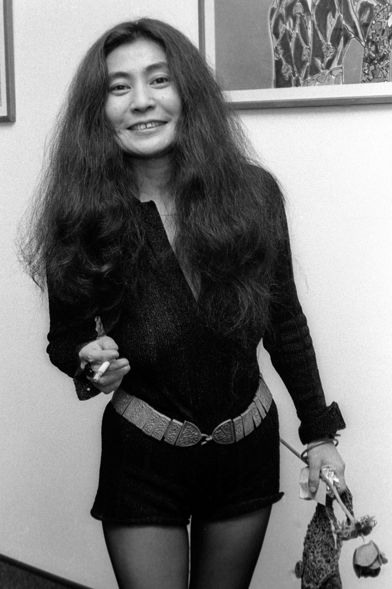 Happy 84Th Birthday Yoko Ono  Waldina-1548