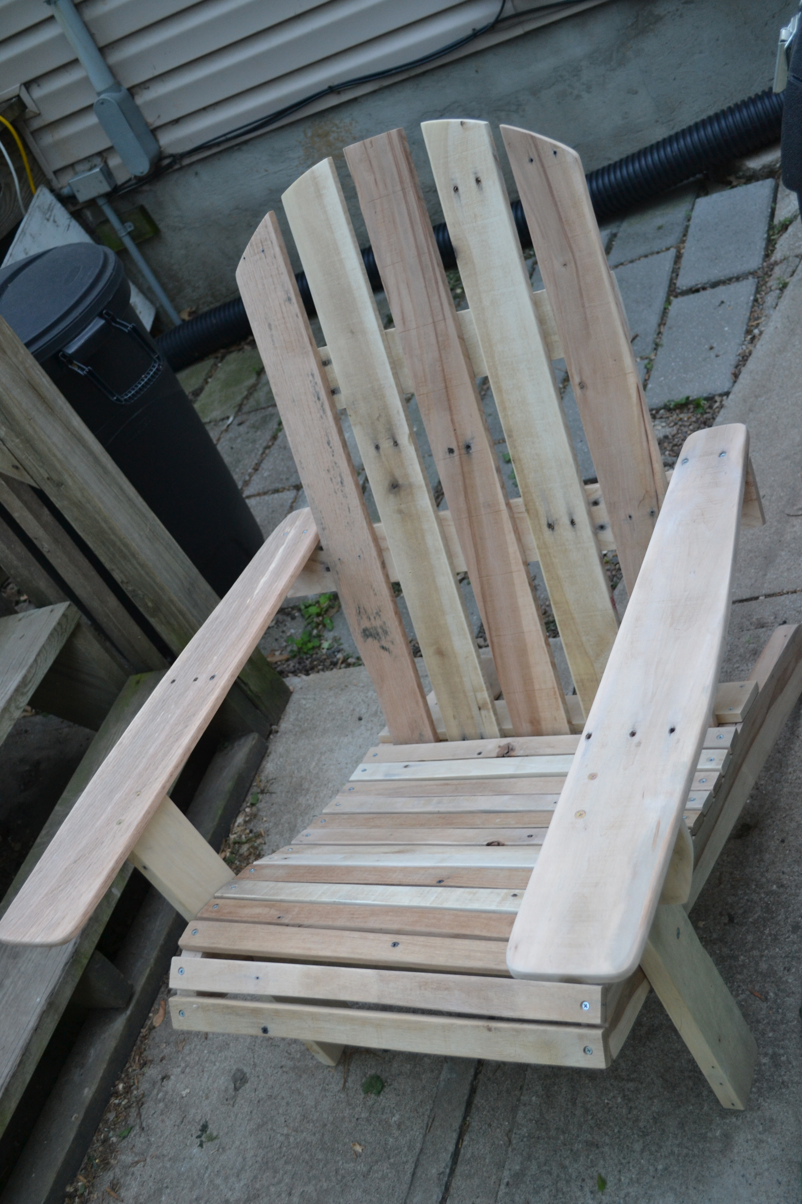 Adirondack Chair Plans Lowes Free Adirondack Chair Plans Lowes