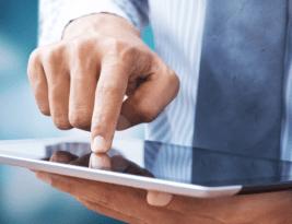 El uso de tablet en la litigación