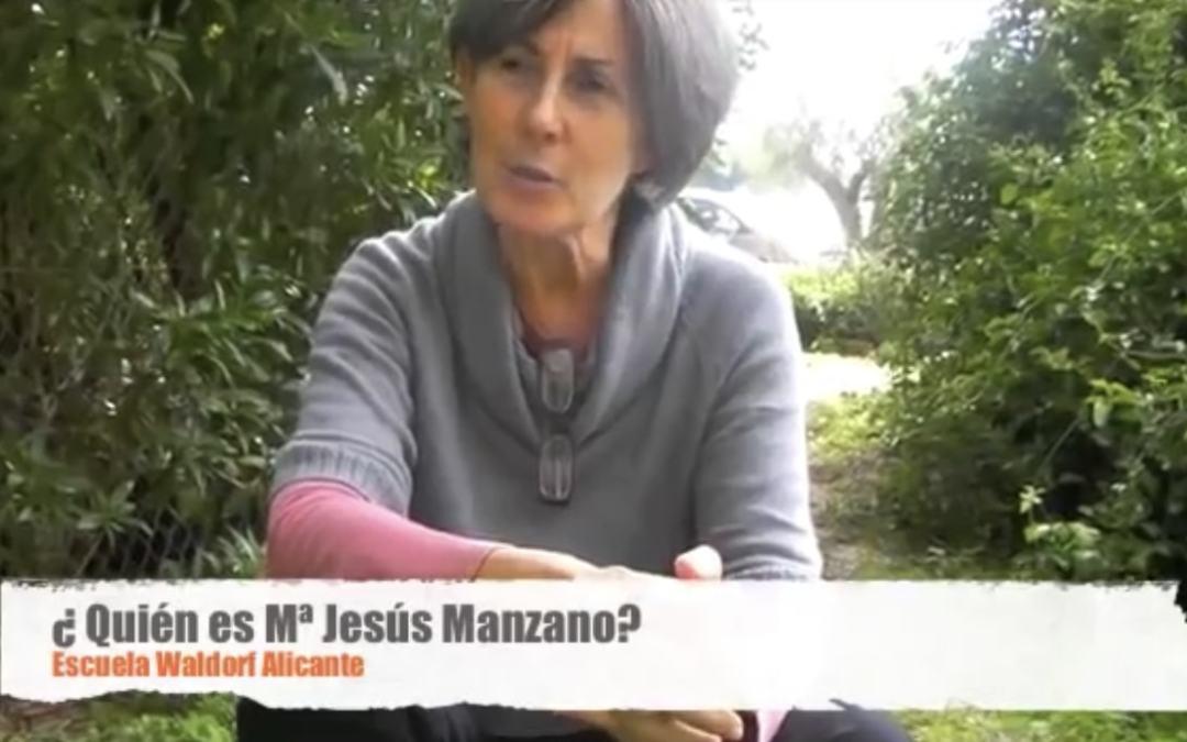 Intervista a Mª Jesús Manzano