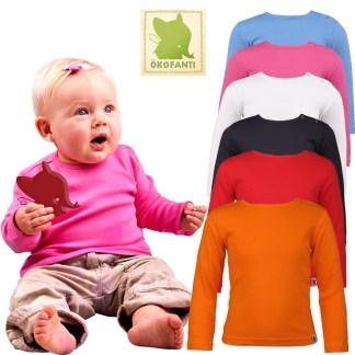 Baby langarm Shirts