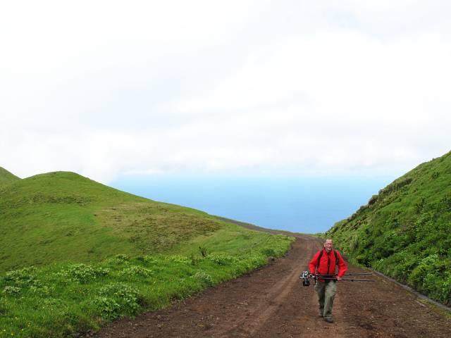 Hinauf zum Pico da Esperanca | Waldspaziergang.org