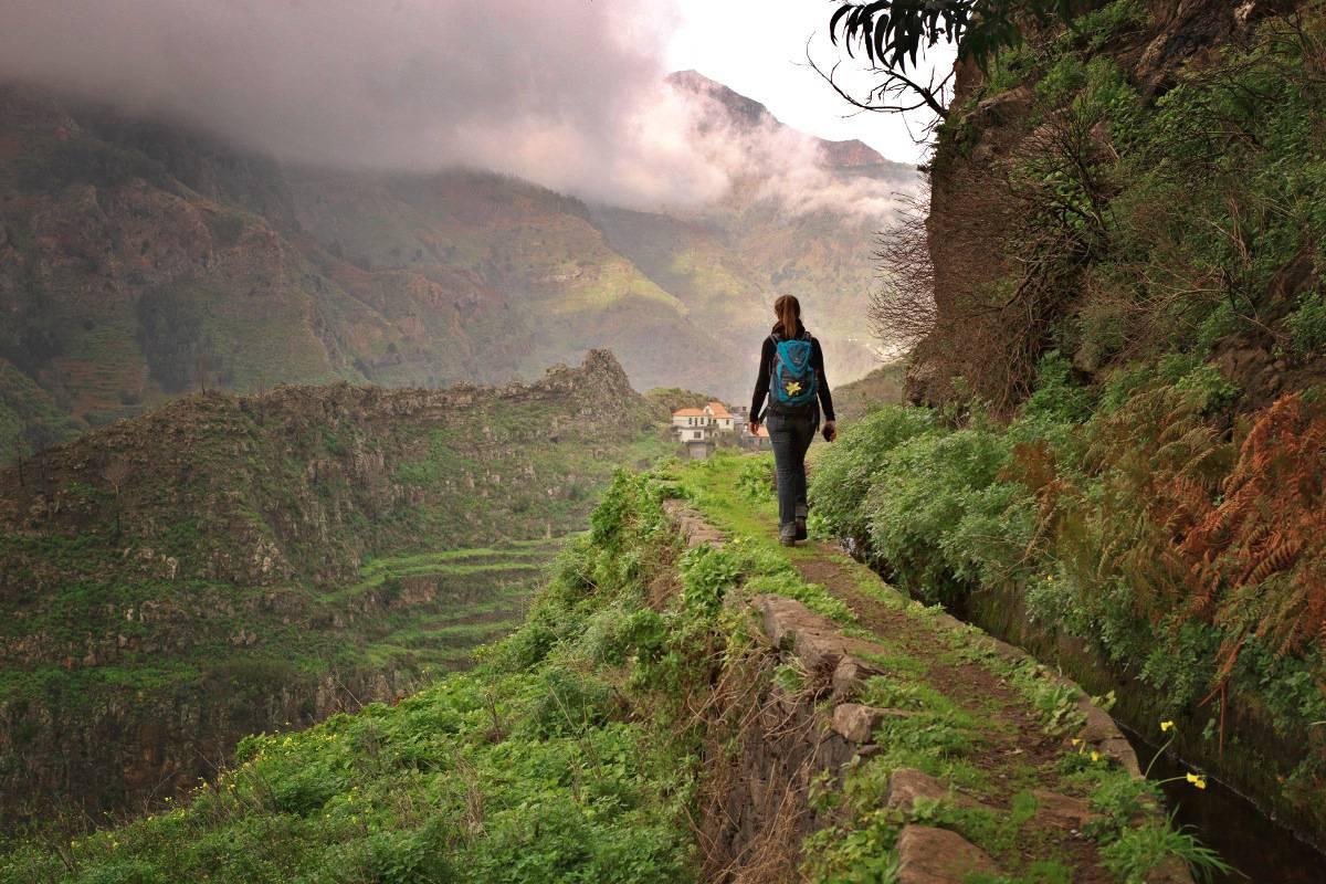 Wandern in Madeiras Bergwelt: Die eindrucksvolle Tour entlang der Levada do Norte
