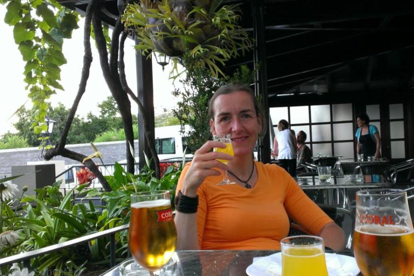 Joyce Summer mit Poncha