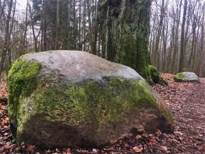 Steine aus der Eiszeit: Findlinge