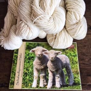 Wolle von Schafwolle Höfer