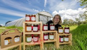 Pembrokeshire preserve producer goes from hedgerow to HQ