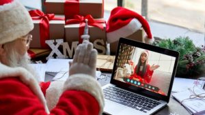 Children's charity launches Virtual Santa's Grotto