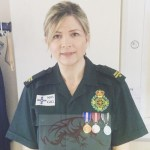 Double-vaccinated paramedic with Covid-19 urges people to remain vigilant