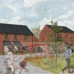 Plans to build 17 homes at the former Bronllys primary school have been deferred