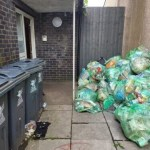 Cardiff's missed waste collections fiasco heats up