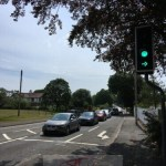Mumbles Road new traffic light system 'not making queues worse'