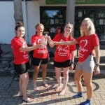 Peak Performance from Cardiac Staff in Epic Fundraiser for Heart Charity