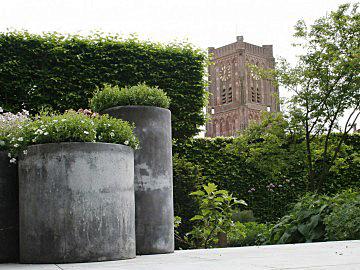 Historisch Venster Winnaar Tuin Van Het Jaar