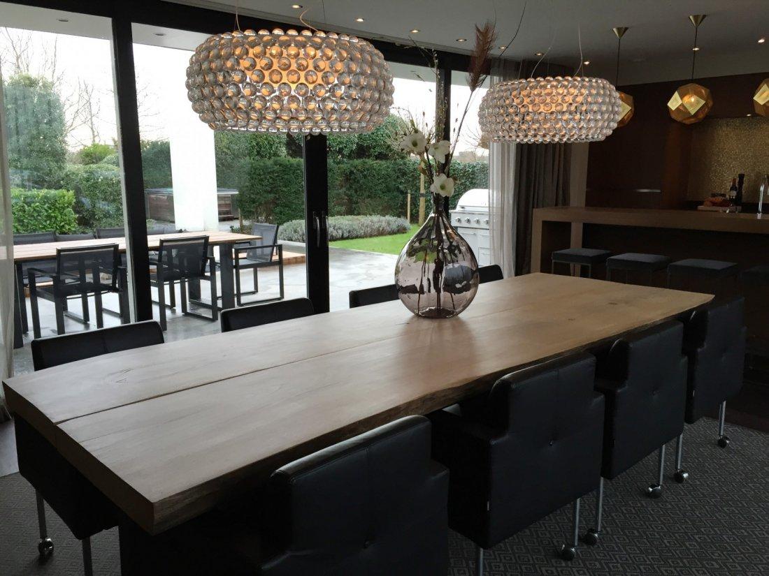 villa noord holland modern van buitenluxe van binnen