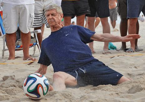 Arsene Wenger Pensiun?