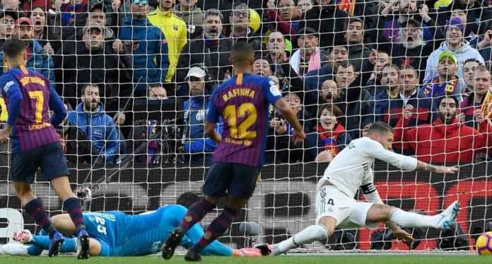 Laga Final Copa Del Rey Club Skuat Barcelona Berhasil Mempermalukan Salah Satu Club Papan Atas Real Madrid
