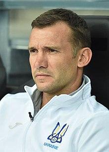 Higuan Harus tetap Tenang pesan Shevchenko
