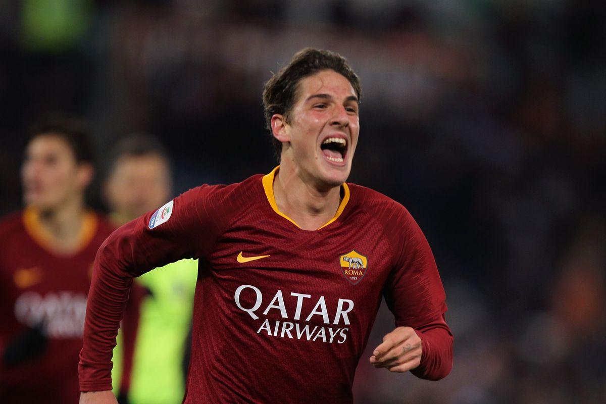 Real Madrid Tertarik Dengan Pemain Muda AS Roma