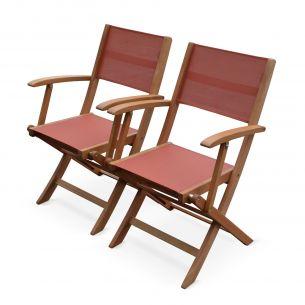 chaise de jardin fauteuil exterieur